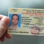 cấp lại đổi mới bằng lái